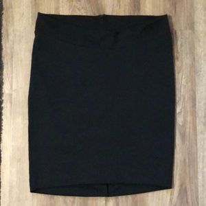 NWOT Maternity pencil skirt
